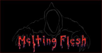 Melting Flesh - Logo