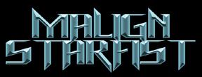 Malign Starfist - Logo