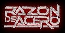 Razón de Acero - Logo