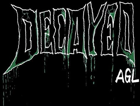 Decayed AGL - Logo