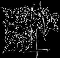 Hårda Skit - Logo