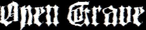 Open Grave - Logo