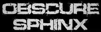 Obscure Sphinx - Logo