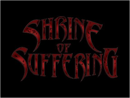 Shrine of Suffering - Logo