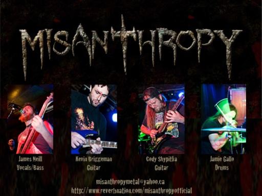 Misanthropy - Photo