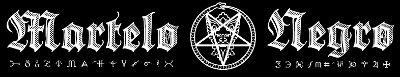 Martelo Negro - Logo