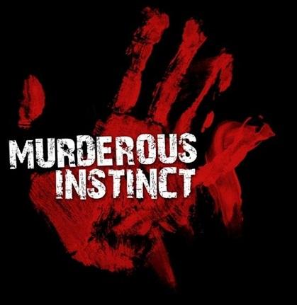 Murderous Instinct - Logo