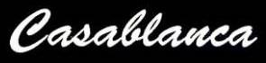 Casablanca - Logo