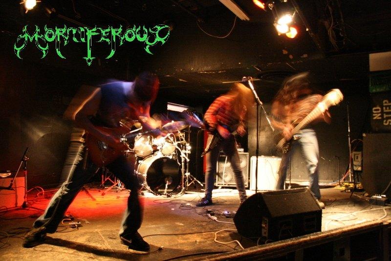 Mortiferous - Photo