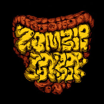 Zombie Cookbook - Logo