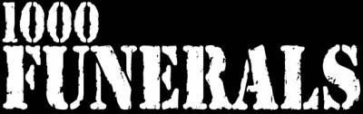1000 Funerals - Logo
