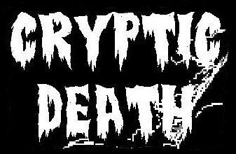Cryptic Death - Logo