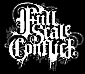 Full Scale Conflict - Logo