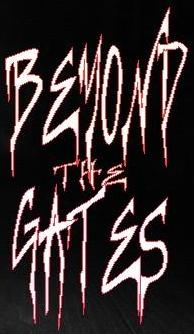Beyond the Gates - Logo