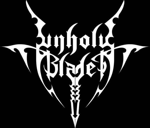Unholy Blades - Logo
