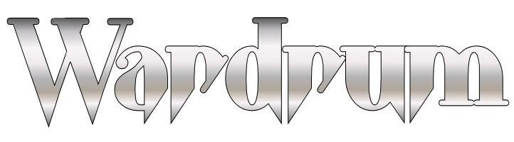 Wardrum - Logo