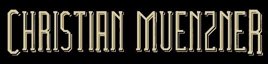 Christian Muenzner - Logo