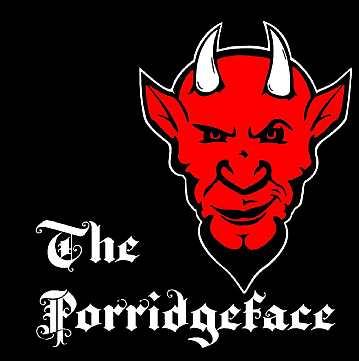 The Porridgeface - Logo