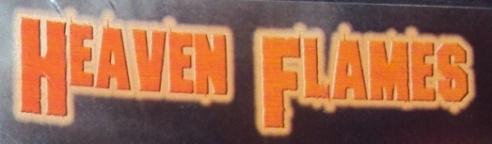 Heaven Flames - Logo