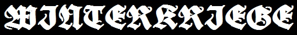 Winterkriege - Logo