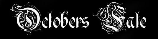 Octobers Fate - Logo