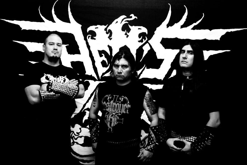 Hell's Veins - Photo