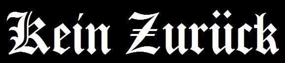 Kein Zurück - Logo