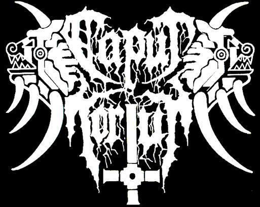 Caput Mortum - Logo