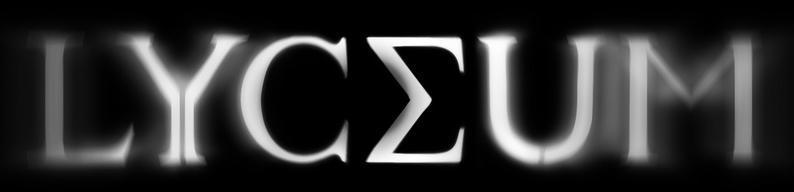 Lyceum - Logo