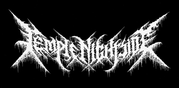 Temple Nightside - Logo