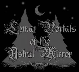 Lunar Portals of the Astral Mirror - Logo