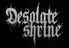 Desolate Shrine - Logo