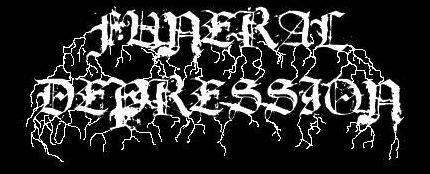 Funeral Depression - Logo
