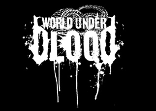 World Under Blood - Logo