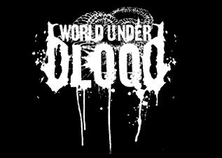 World Under Blood - Logo