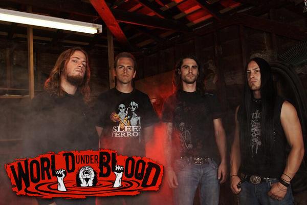 World Under Blood - Photo