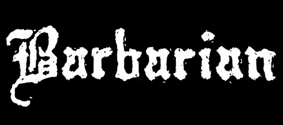 Barbarian - Logo