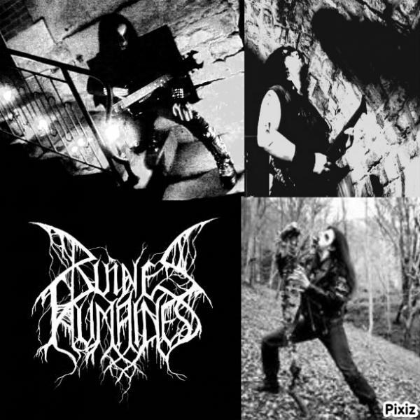 Ruines Humaines - Photo