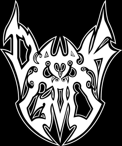 Dark God - Logo