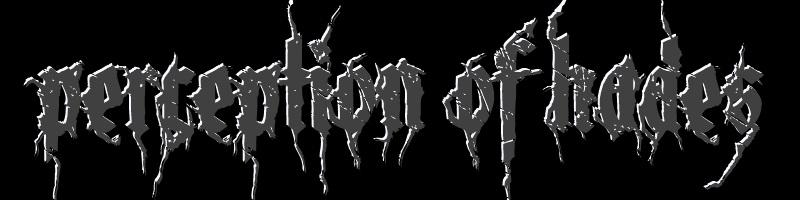 Perception of Hades - Logo