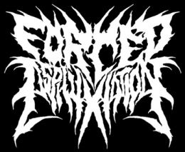Forced Asphyxiation - Logo