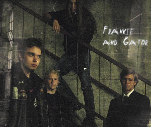 Frankie and Gator - Photo