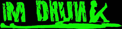 IM Drunk - Logo