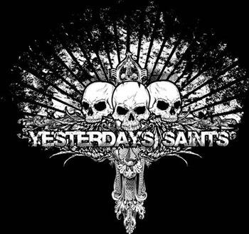 Yesterdays Saints - Logo