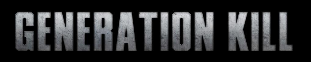 Generation Kill - Logo