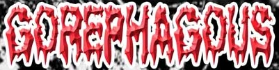 Gorephagous - Logo