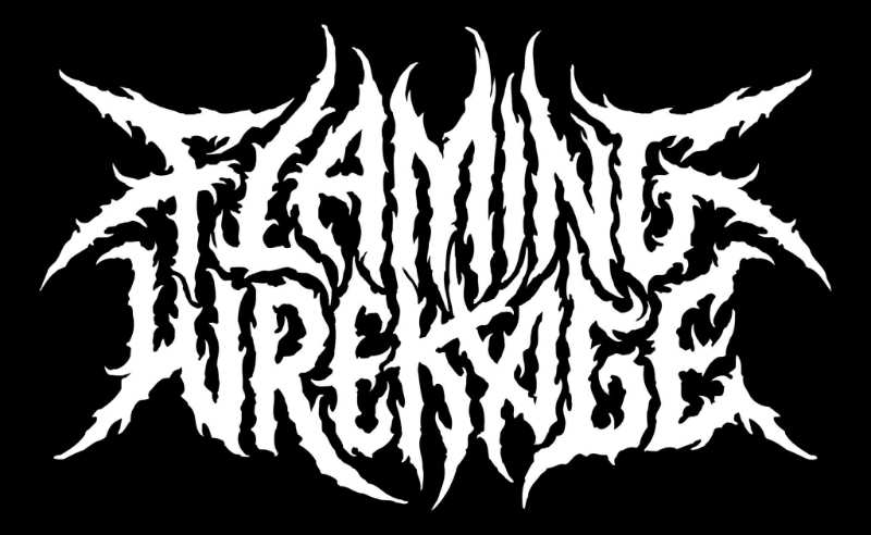 Flaming Wrekage - Logo