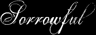 Sorrowful - Logo