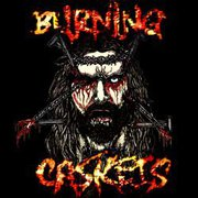Burning Caskets - Logo