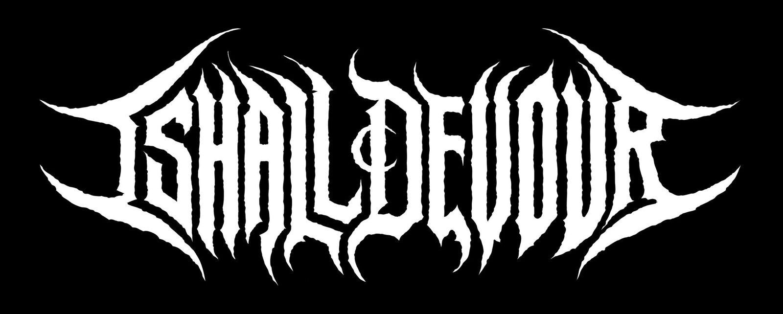 I Shall Devour - Logo